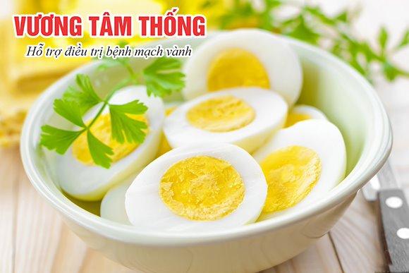 Ăn nhiều trứng làm tăng nguy cơ mắc bệnh mạch vành
